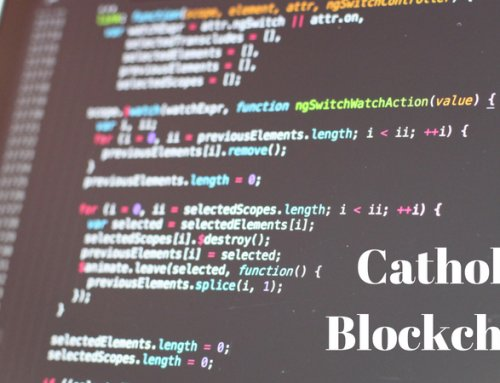 Software Development for Catholic Blockchain